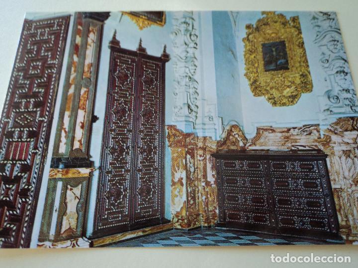 GRANADA LA CARTUJA PUERTAS TARACEAS POSTALES GRANADA (Postales - España - Andalucia Moderna (desde 1.940))