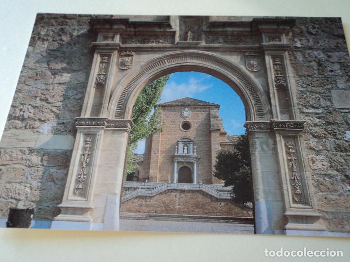 GRANADA LA CARTUJA FACHADA PRINCIPAL POSTALES GRANADA (Postales - España - Andalucia Moderna (desde 1.940))