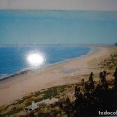 Postales: POSTA , HOTEL CORTIJO DE LA PLATA , ZAHARA DE LOS ATUNES , CADIZ. (CIRCULADA) AÑO 1973. Lote 170554664
