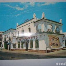 Postales: POSTAL DE VENTA DE VARGAS, SAN FERNANDO, CADIZ AÑO 1967. Lote 170557136