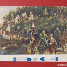 Postales: ANTIGUA POSTAL - MONTERIAS EN SIERRA MORENA - NUMERO 1 ... L129. Lote 171192862
