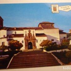 Postales: POSTAL GUADIX-IGLESIA DE SANTIAGO. Lote 171224673