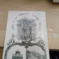 Postales: REINA DE LOS ANGELES. ALAJAR. HUELVA. 1960. Lote 171236094