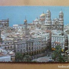 Postales: POSTAL CON RELIEVE - Nº 103 - CADIZ - VISTA PARCIAL - FOTO LOPIS. Lote 171240180