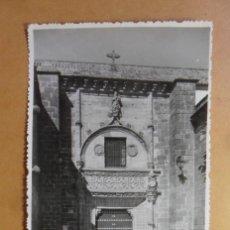 Postales: POSTAL - MONTORO (CORDOBA) - PORTADA DE SAN BARTOLOME - ED. CALVO. Lote 171247739