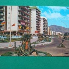Postales: POSTAL CIRCULADA - FUENGIROLA - MALAGA - PASEO MARITIMO. Lote 171250459