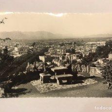 Postales: MALAGA. POSTAL NO. 21, VISTA PARCIAL. EDITA: FOTO D. CORTES (A.1956) ESCRITA..... Lote 171275695