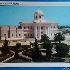 Postales: POSTAL SAN FERNANDO CÁDIZ OBSERVATORIO DE MARINA ED ARRIBAS. Lote 171297520