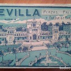 Postales: 20 POSTALES DE SEVILLA - SERIE 4 / ROISIN FOTOGRÁFO. Lote 171361340