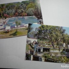 Postales: LOTE POSTALES TARIFA -MESON DE SANCHO. Lote 171372759