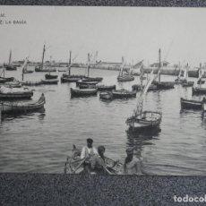 Postales: ANDALUCÍA CÁDIZ LA BAHIA HAUSER Y MENET POSTAL ANTIGUA. Lote 171393462