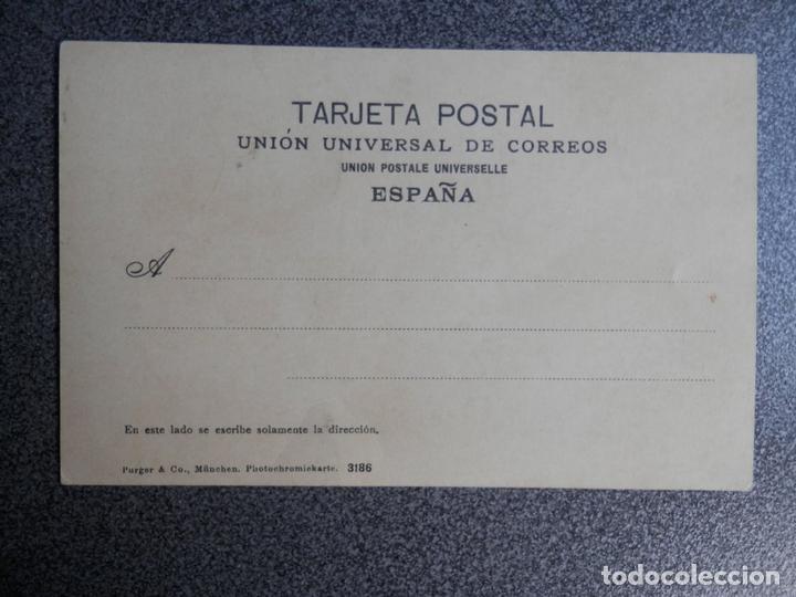 Postales: TIPOS ANDALUCES UN CABRERO POSTAL ANTERIOR A 1905 - Foto 2 - 171393740