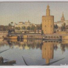 Postales: TARJETA POSTAL Nº 45 SEVILLA - LA TORRE DEL ORO - FOTO LOYGORRI.. Lote 171406109