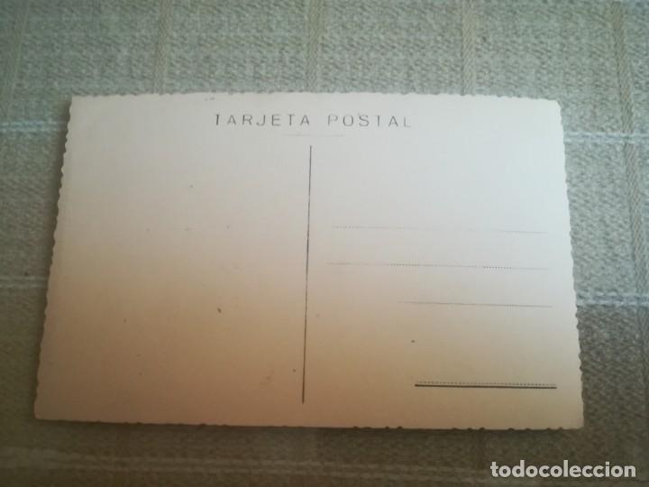 Postales: MUY RARA POSTAL DE VILLACARRILLO (JAÉN) NAVE TRANSVERSAL DE LA PARROQUIA SIN CIRCULAR MIREN FOTOS - Foto 2 - 171418163