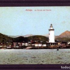 Postales: POSTAL DE MALAGA-EDICIÓN J.R.L. CLICHÉ J.B. (JOSE BURGOS)-VER FOTO ADICIONAL DEL REVERSO .. Lote 171474825