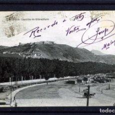 Postales: POSTAL DE MALAGA-EDICIÓN FIN DE SIGLO-TITULO CASTILLO DE GIGRALFARO-VER FOTO ADICIONAL DEL REVERSO .. Lote 171479193