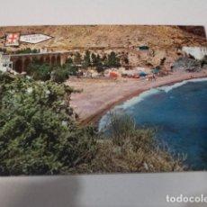 Postales: ALMERÍA - POSTAL ALMERÍA - CAMPING LA GARROFA. Lote 171610313