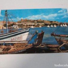 Postales: ALMERÍA - POSTAL ALMERÍA - PUERTO Y ALCAZABA. Lote 171614887