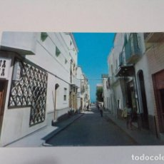 Postales: ALMERIA - POSTAL VERA - CALLE MAYOR. Lote 171619320