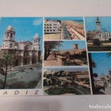 Postales: CÁDIZ - POSTAL CÁDIZ. Lote 171695862