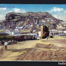 Postales: ANTIGUA POSTAL ALMERÍA CAVERNAS - AÑOS 10 - ED. PURGER & CO Nº 13330 - SIN CIRCULAR. Lote 171723725