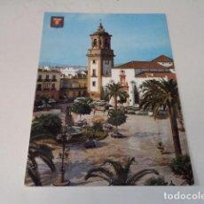 Postales: CÁDIZ - POSTAL ALGECIRAS - PLAZA GENERALÍSIMO. Lote 171732218