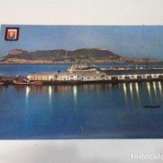 Postales: CÁDIZ - POSTAL ALGECIRAS - PEÑÓN DE GIBRALTAR. Lote 171732674