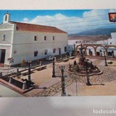 Postales: CÁDIZ - POSTAL ALGECIRAS - PLAZA DE SAN ISIDRO. Lote 171733083