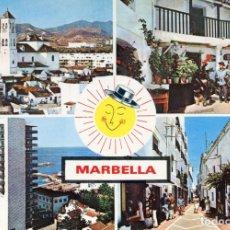 Postales: MARBELLA. CIRCULADA. POSTALES COSTA DEL SOL. VER REVERSO. Lote 171803149