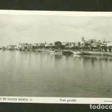 Postales: PUERTO DE SANTA MARIA (CADIZ) 11 VISTA PARCIAL - ED. FOURNIER - CIRCULADA -ANDALUCIA. Lote 171804665