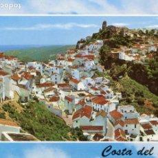 Postales: COSTA DEL SOL.PUEBLO TIPICO CIRCULADA. ALMACENES REGALOSOL. TORREMOLINOS. VER REVERSO. Lote 171807373