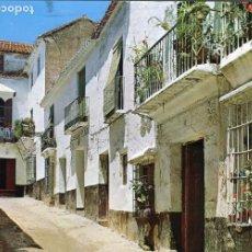 Postales: MARBELLA . CALLE VIRGEN DE LOS DOLORES. CIRCULADA. GARCIA GARRABELLA.. VER REVERSO. Lote 171815204