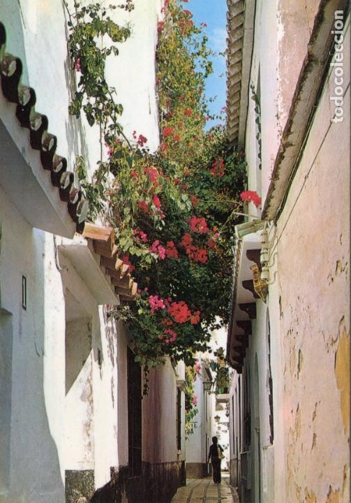 MARBELLA . COSTA DEL SOL. CIRCULADA. ED. BEASCOA. VER REVERSO (Postales - España - Andalucia Moderna (desde 1.940))