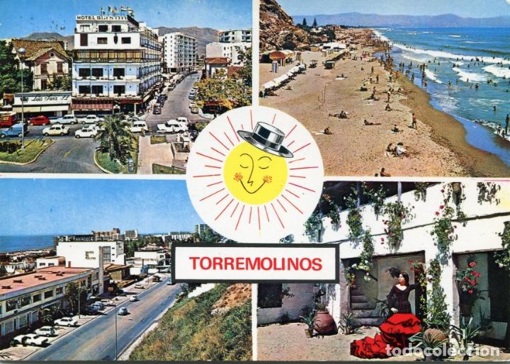 TORREMOLINOS. CIRCULADA. POSTALES COSTA DEL SOL. VER REVERSO (Postales - España - Andalucia Moderna (desde 1.940))