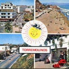 Postales: TORREMOLINOS. CIRCULADA. POSTALES COSTA DEL SOL. VER REVERSO. Lote 171844907