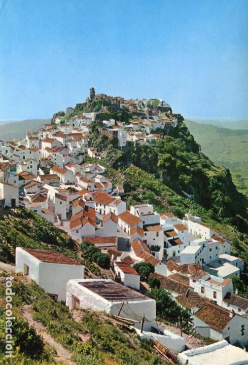 CASARES. CIRCULADA. POSTALES COSTA DEL SOL. VER REVERSO (Postales - España - Andalucia Moderna (desde 1.940))