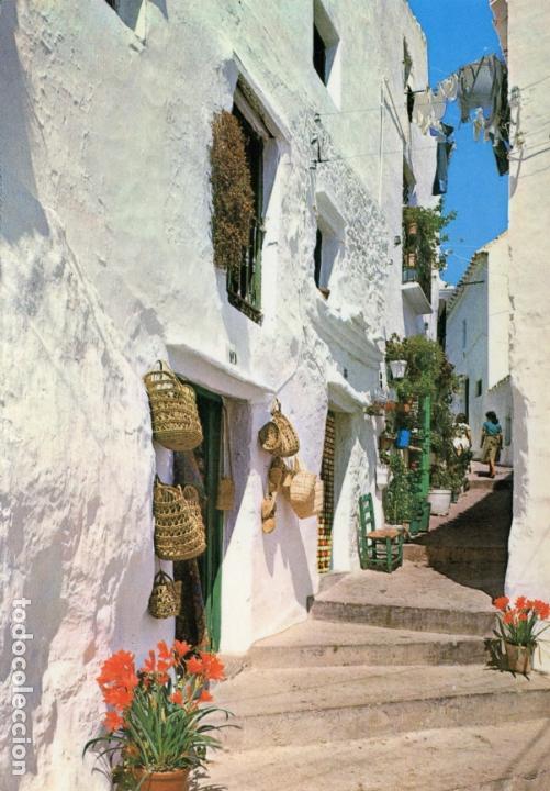 CASARES. CIRCULADA. BAENA. VER REVERSO (Postales - España - Andalucia Moderna (desde 1.940))
