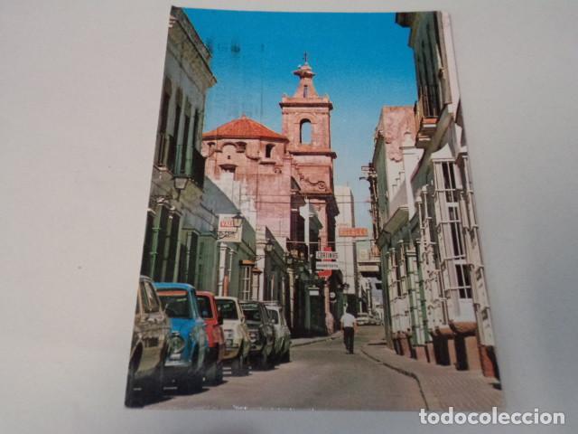 CÁDIZ - POSTAL PUERTO REAL - CALLE VAQUERO (Postales - España - Andalucia Moderna (desde 1.940))
