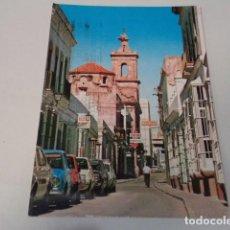 Postales: CÁDIZ - POSTAL PUERTO REAL - CALLE VAQUERO. Lote 171961430