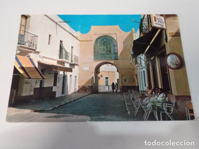 CÁDIZ - POSTAL ROTA - ARCO DE REGLA (Postales - España - Andalucia Moderna (desde 1.940))