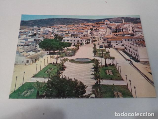 CÁDIZ - POSTAL SAN ROQUE - ALAMEDA ALFONSO XI (Postales - España - Andalucia Moderna (desde 1.940))