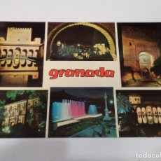 Postales: GRANADA - POSTAL GRANADA. Lote 171994055