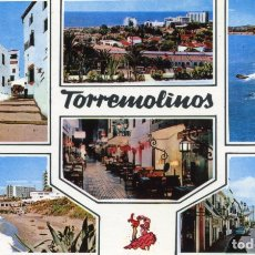 Postales: COSTA DEL SOL. TORREMOLINOS. CIRCULADA. BEASCOA. VER REVERSO. Lote 172004469