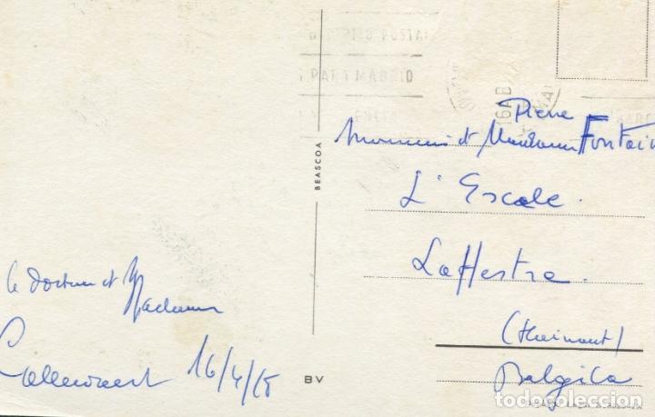 Postales: COSTA DEL SOL. TORREMOLINOS.. CIRCULADA. BEASCOA. VER REVERSO - Foto 2 - 172006300