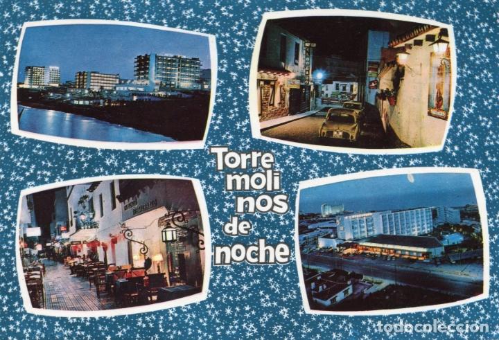 COSTA DEL SOL. TORREMOLINOS.. CIRCULADA. BEASCOA. VER REVERSO (Postales - España - Andalucia Moderna (desde 1.940))