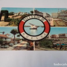 Postales: HUELVA - POSTAL HUELVA - RECUERDO DE HUELVA. Lote 172088159