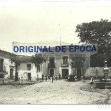 Postales: (PS-61497)POSTAL FOTOGRAFICA DE SILES-PLAZA DE LA CONSTITUCION. Lote 172089964