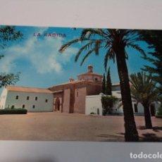 Postales: HUELVA - POSTAL LA RÁBIDA - MONASTERIO. Lote 172231119