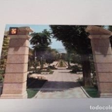Postales: JAÉN - POSTAL JAÉN - ALAMEDA CALVO SOTELO - PASEO CENTRAL. Lote 172233985