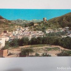 Postales: JAÉN - POSTAL CAZORLA - CASTILLO DE LA YEDRA. Lote 172234822